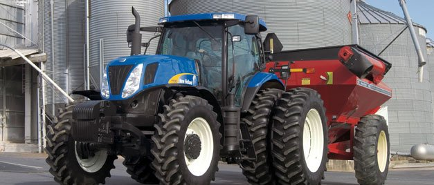Lano Equipment New Holland